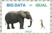 Qualitative research in the age of big data and smart machines