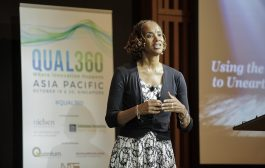Here's three reasons why you won't want to miss QUAL360 APAC 2016