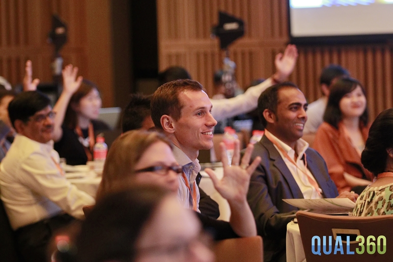 Qual360 APAC 2017 Sneak Preview – Neuroscience, Virtual Reality and Mixed Methods
