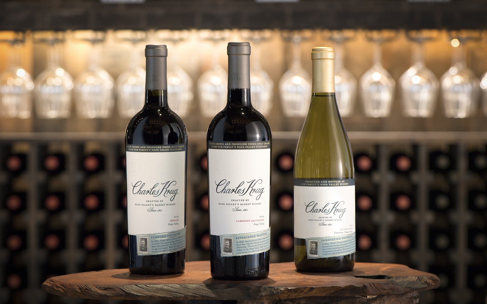 Finding the right tools with a little magic in a winery experience