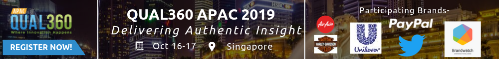 Qual360 APAC 2019 conference Interview
