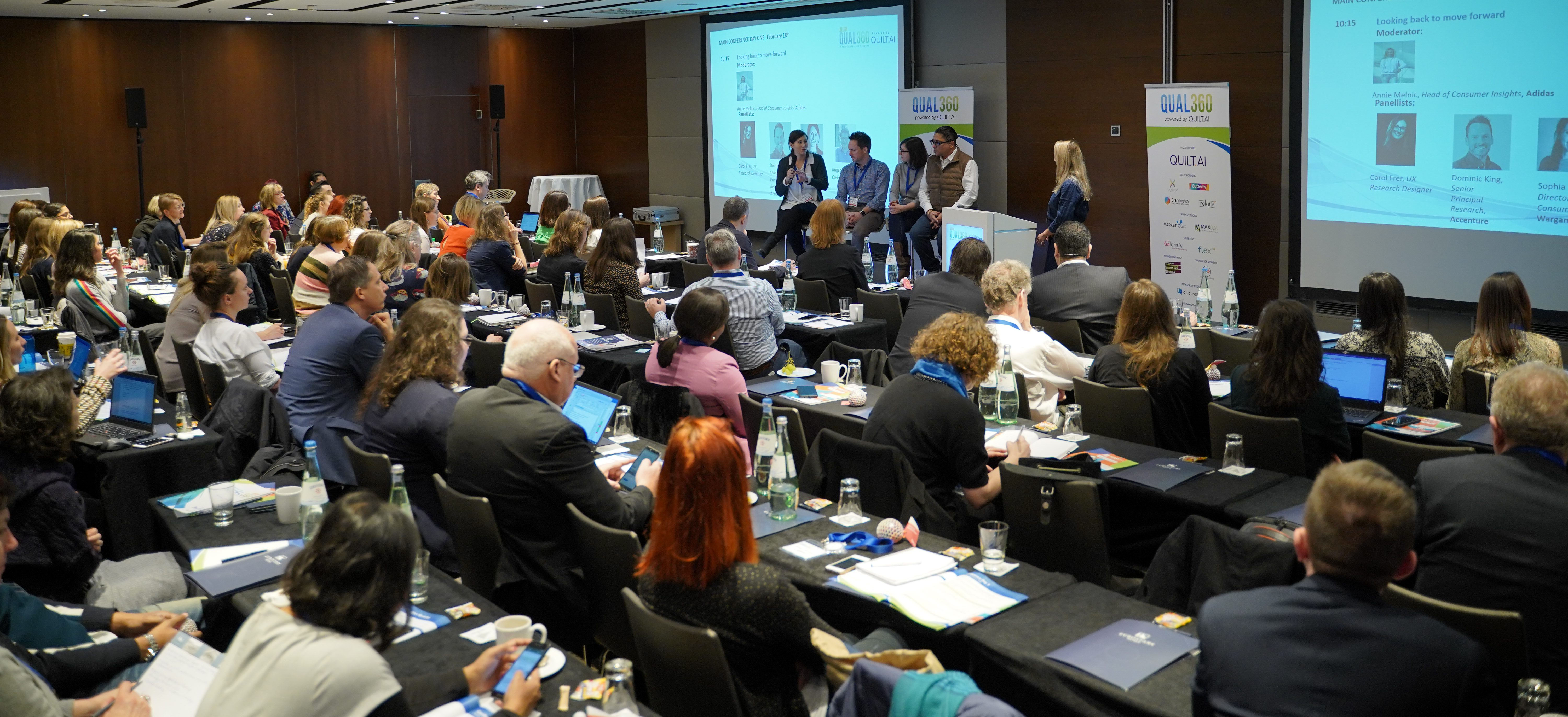 Qual360 Europe:  Summaries and Reviews