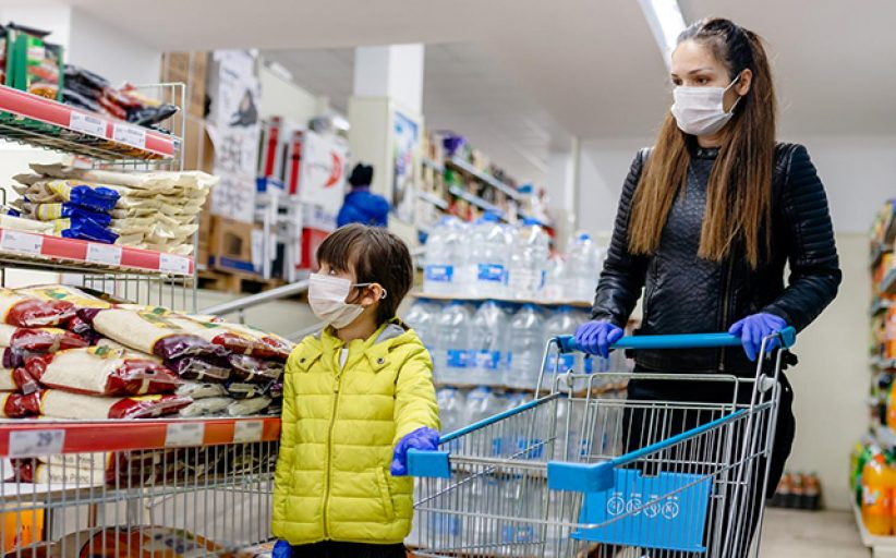 What questions should we be asking consumers during a global pandemic?