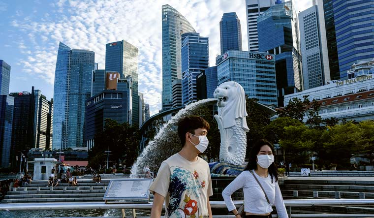 Singapore's Young and Restless in the Time of COVID-19